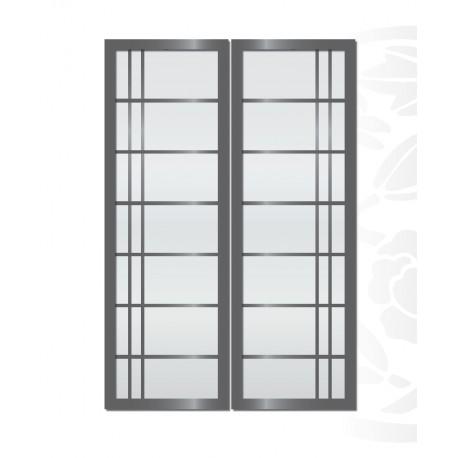 Porte coulissante Shigatsu