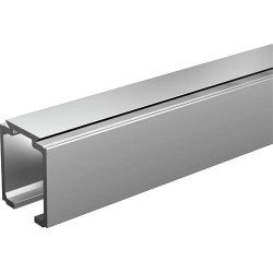 Rail aluminium SAF 120 sur mesure - Mantion